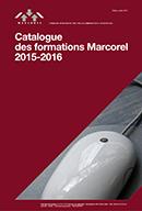 Catalogue des formations Marcorel 2015-2016